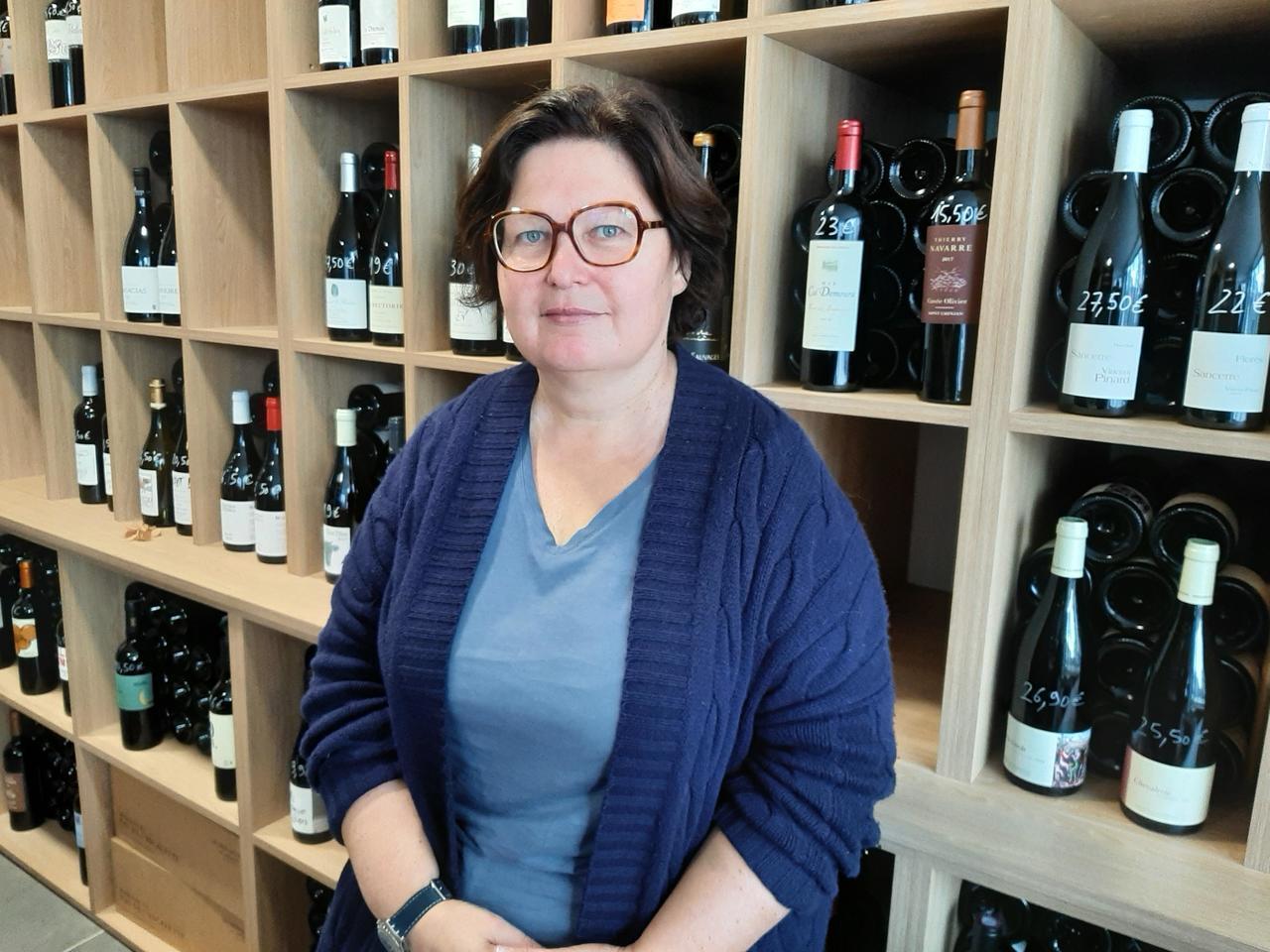 Un large choix de vins bio et biodynamiques à la Cave de Crécy